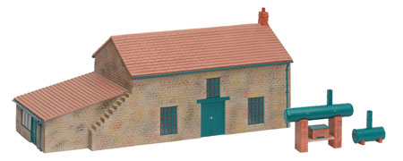 Hornby - Compressor House - R8779