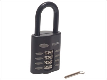 Squire - Long Shackle Combination Padlock