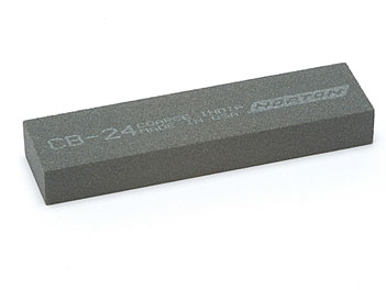 Bench Stone 100mm x 25mm x 12mm : Coarse