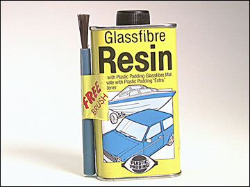 Plastic Padding - Polyester Glass Fibre Resin