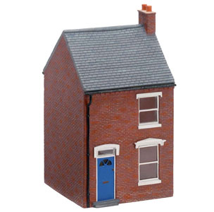 Hornby - LH Terraced House - R8621
