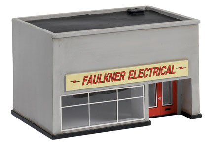 Hornby- Faulkners Electrical Store - R8749