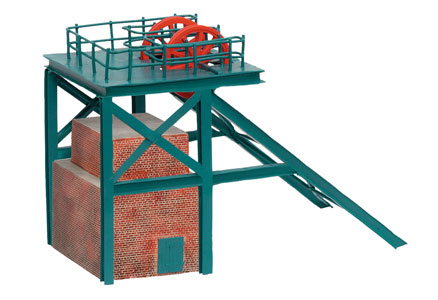 Hornby - Headstock Sub-Station - R8774