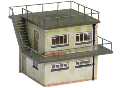 Hornby - Airfield Control Tower - R8989