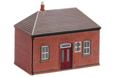 Hornby - Magna Waiting Room - R9531