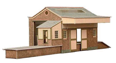 Superquick - A7 Goods Depot Building