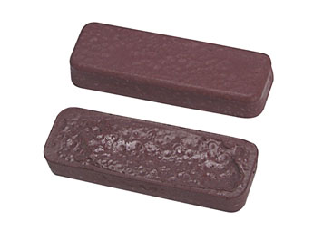 Polishing Bars - Tripomax (pack of 2) - Brown