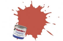 Humbrol Model Paint - 100 - Red Brown