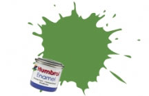 Humbrol Model Paint - 1325 - Clear Colour Green
