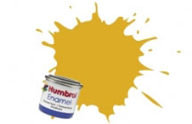 Humbrol Model Paint - 16 - Metallic Gold