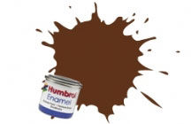 Humbrol Model Paint - 160 - German Camoflague Red Brown