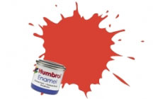 Humbrol Model Paint - 174 - Signal Red