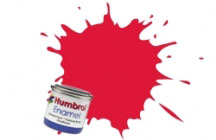 Humbrol Model Paint - 19 - Bright Red
