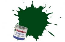 Humbrol Model Paint - 195 - Dark Green