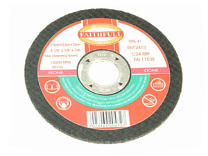 Cut Off Wheel for Stone 350 x 3.5 x 25mm