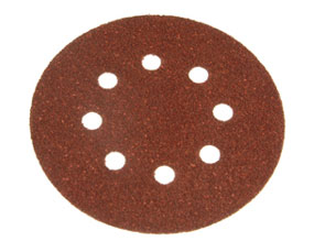 Perforated Sanding Discs (5) 125mm